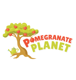 Paw Warrior Games POMEGRANATE PLANET CARD GAME