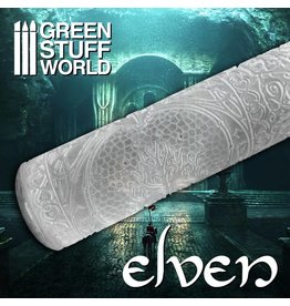 Green Stuff World ROLLING PIN: ELVEN