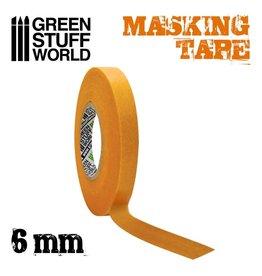 Green Stuff World MASKING TAPE 6MM