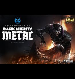 Cryptozoic DC DECK BUILDING GAME: DARK NIGHTS METAL