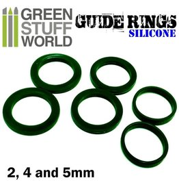 Green Stuff World SILICONE GUIDE RINGS