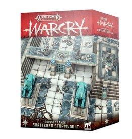 Games Workshop WARCRY: SHATTERD STORMVAULT
