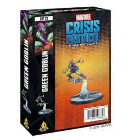 ATOMIC MASS GAMES MARVEL CRISIS PROTOCOL: GREEN GOBLIN CHARACTER PACK