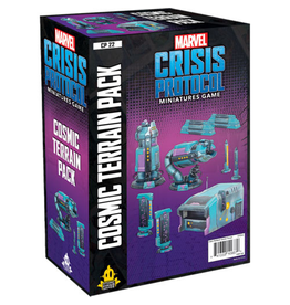ATOMIC MASS GAMES MARVEL CRISIS PROTOCOL: COSMIC TERRAIN PACK