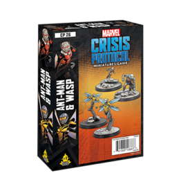 ATOMIC MASS GAMES MARVEL CRISIS PROTOCOL: ANT-MAN AND WASP CHARACTER PACK (STREET DATE SEP 22 2020)