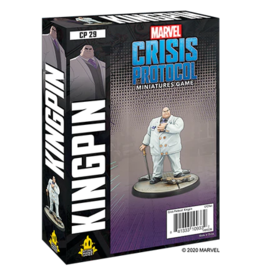ATOMIC MASS GAMES MARVEL CRISIS PROTOCOL: KINGPIN CHARACTER PACK (STREET DATE NOV 13 2020)