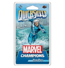 Fantasy Flight MARVEL CHAMPIONS LCG: QUICKSILVER HERO PACK