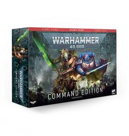 Games Workshop WARHAMMER 40000 COMMAND EDITION