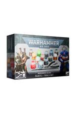 Games Workshop WARHAMMER 40K PAINTS+TOOLS