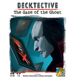 dV Giochi DECKTECTIVE: THE GAZE OF THE GHOST