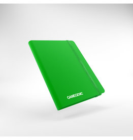 Gamegenic CASUAL ALBUM: 8 POCKET GREEN