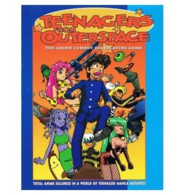 R. Talsorian Games TEENAGERS FROM OUTER SPACE (BOOK)