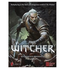 R. Talsorian Games THE WITCHER RPG (BOOK)