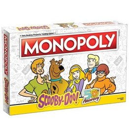 USAopoly MONOPOLY: SCOOBY-DOO