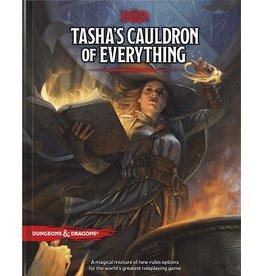 Wizards of the Coast DND 5E TASHA'S CAULDRON OF EVERYTHING HC