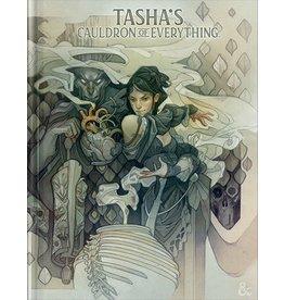 Wizards of the Coast DND 5E TASHA'S CAULDRON OF EVERYTHING HC ALT