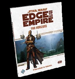 Fantasy Flight STAR WARS EDGE OF EMPIRE RPG: FAR HORIZONS