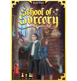 Dr. Finn's Games SCHOOL OF SORCERY