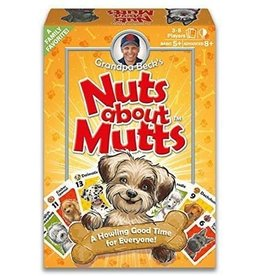 Grandpa Beck's Games NUTS ABOUT MUTTS