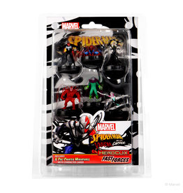 Wizkids MARVEL HEROCLIX: SPIDER-MAN VENOM CARNAGE FAST FORCES