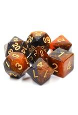 HengDa Dice 7PC RPG DICE - TWILIGHT SPARKLE