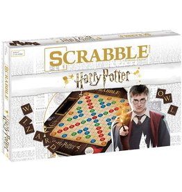USAopoly SCRABBLE: WORLD OF HARRY POTTER