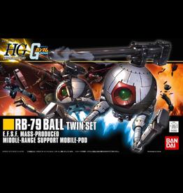 BANDAI HGUC 1/144 #114 BALL TWIN SET