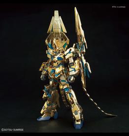 BANDAI HGUC 1/144 UNICORN GUNDAM 03 PHENEX (DESTROY MODE) (NARRATIVE Ver.) [GOLD COATING]