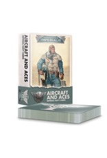 Games Workshop A/I AIRCRAFT AND ACES: IMP. NAVY CARDS
