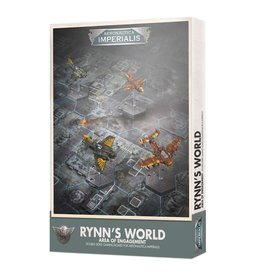 Games Workshop A/I RYNN'S WORLD AREA OF ENGAGEMENT BOARD