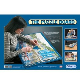 Gibsons THE PUZZLE BOARD