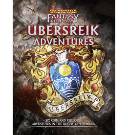 Cubicle 7 WARHAMMER FANTASY RPG UBERSREIK ADVENTURES