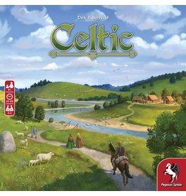 Pegasus Spiel CELTIC