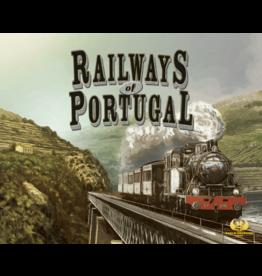 Eagle Gryphon Games RAILWAYS OF PORTUGAL