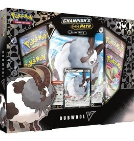 The Pokemon Company International POKEMON CHAMPION S PATH DUBWOOL V COLLECTION