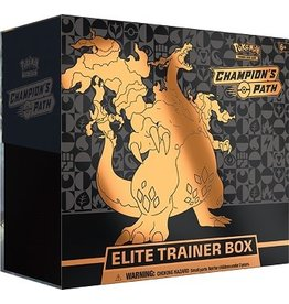 The Pokemon Company International POKEMON CHAMPION'S PATH ELITE TRAINER BOX