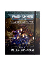 Games Workshop 40K:TACTICAL DEPLOYMENT MISSION PACK