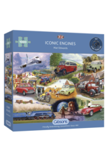 1000PC PUZZLE: ICONIC ENGINES