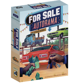 Eagle Gryphon Games FOR SALE AUTORAMA (STREET DATE SUMMER 2021)