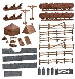 Terrain Crate TERRAIN CRATE: BATTLEFIELD ESSENTIALS
