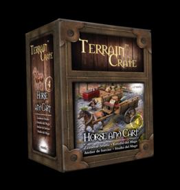 Mantic TERRAIN CRATE: HORSE & CART