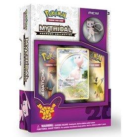 The Pokemon Company International POKEMON MYTHICAL COLLECTION BOX - MEW