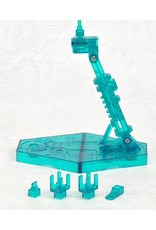 ACTION BASE 1/144 CLEAR SPARKLE GREEN