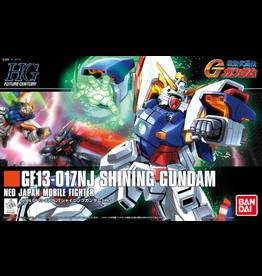 BANDAI HGFC #127 SHINING GUNDAM