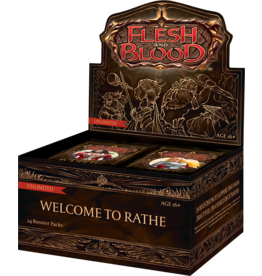 Legend Story Studios FLESH AND BLOOD - WELCOME TO RATHE BOOSTER BOX
