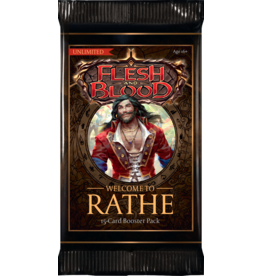Legend Story Studios FLESH AND BLOOD - WELCOME TO RATHE BOOSTER PACK