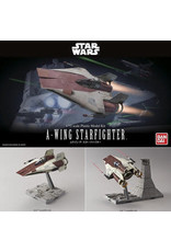 BANDAI 1/72 A-Wing Starfighter