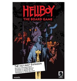 Mantic HELLBOY THE WILD HUNT EXPANSION