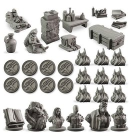 Mantic HELLBOY THE BOARD GAME - COUNTER UPGRADE SET