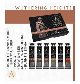Scale75 SCALECOLOR ARTIST PAINT SET: WUTHERING HEIGHTS  6PC 20 ML